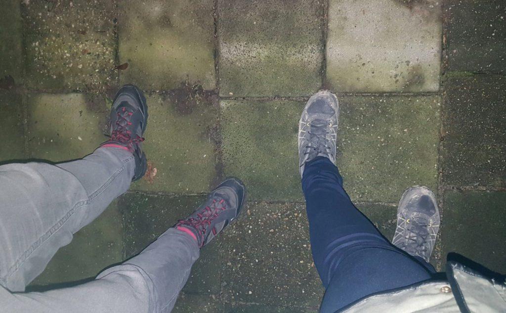 wandelen in waalwijk